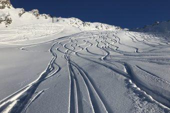 Début Saison ski 2017