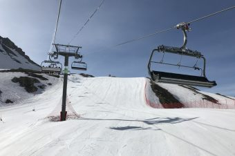 Ski de juin