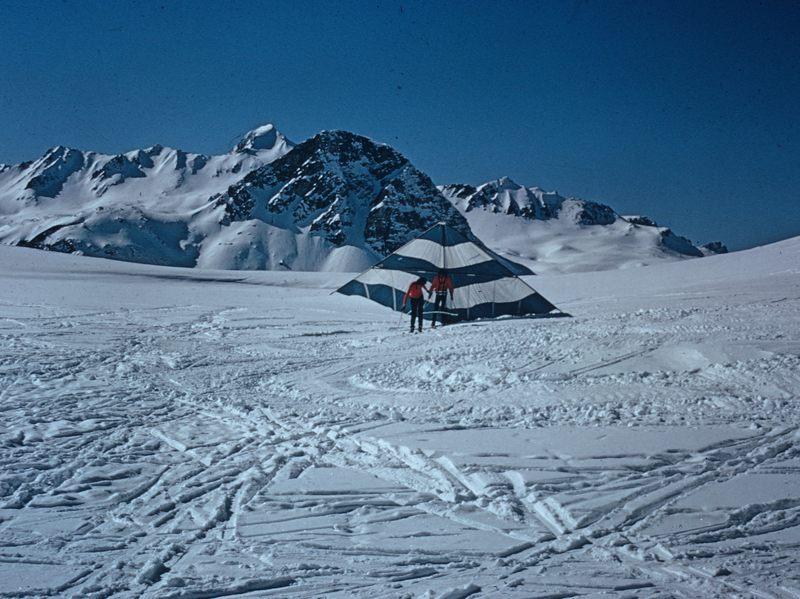 Survol de Val d'Isère en parapente Tignes-75-2